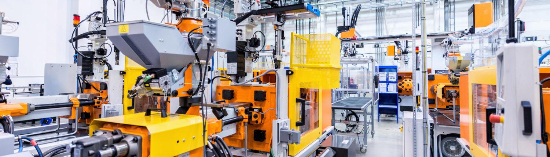 Expertensuche Maschine Industriehalle
