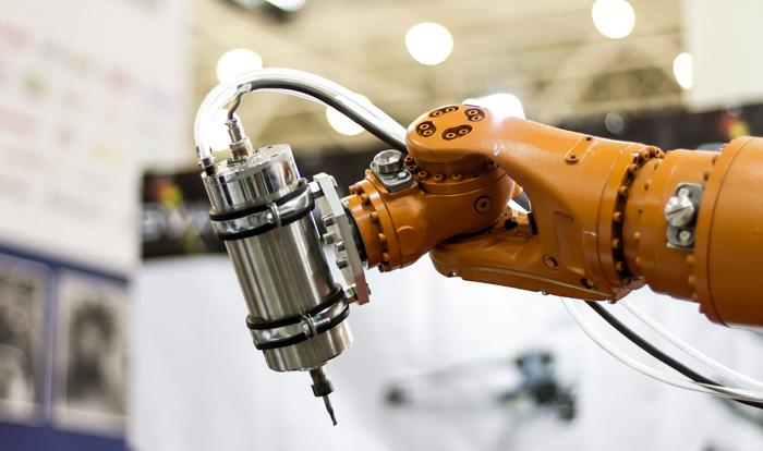 Für Industrie Roboterhand