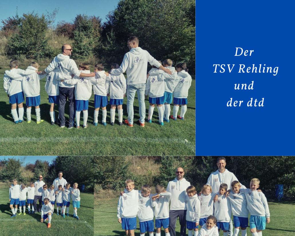 Der TSV Rehling und der dtd